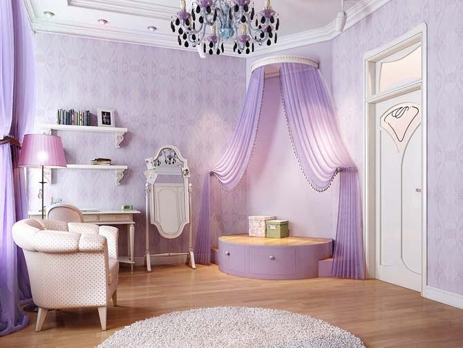 Renkli Lüks Ev Dekorasyon Örnekleri (4)