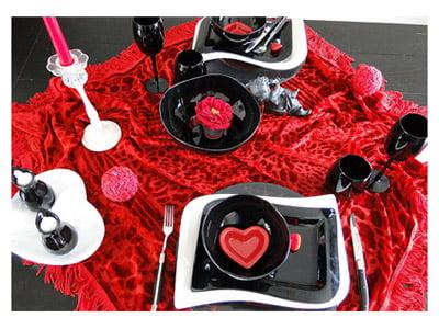Romantik Yemek Masası (2)