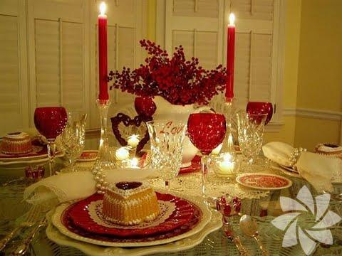 Romantik Yemek Masası (5)