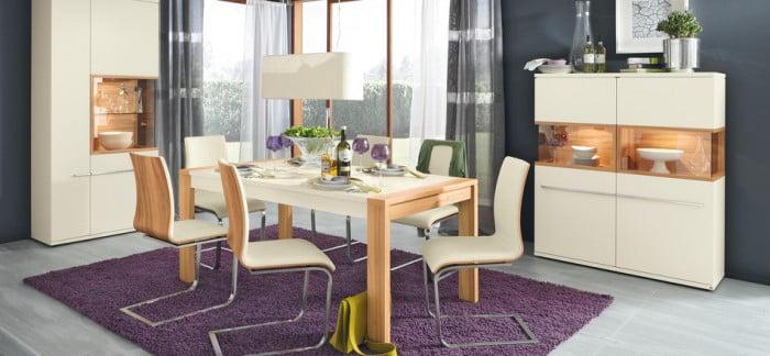 Sade Yemek Odası Modelleri (1)