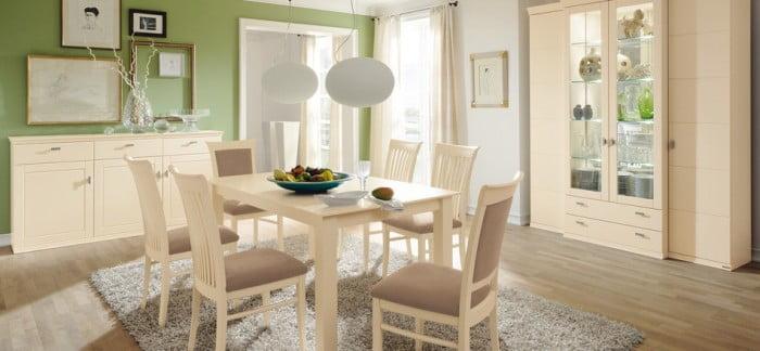 Sade Yemek Odası Modelleri (13)