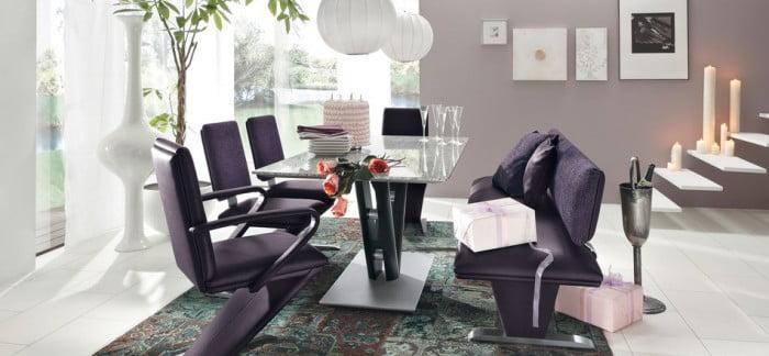 Sade Yemek Odası Modelleri (6)