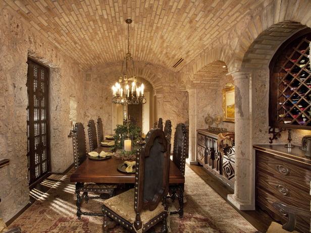 Tasarımcılardan Yemek Odaları (8)