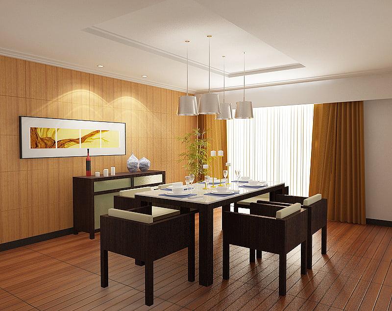 Yemek Odası Modelleri 1