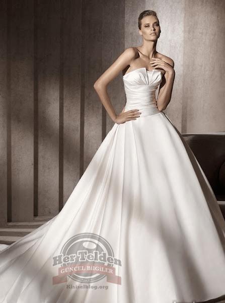 Yeni Moda Gelinlik Modelleri (12)