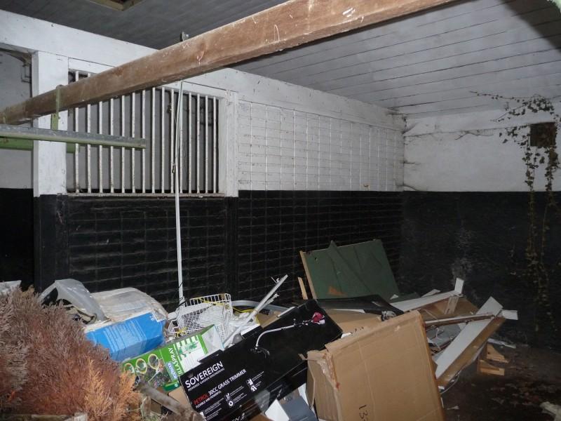 Çalışmalardan önceki çatı katı