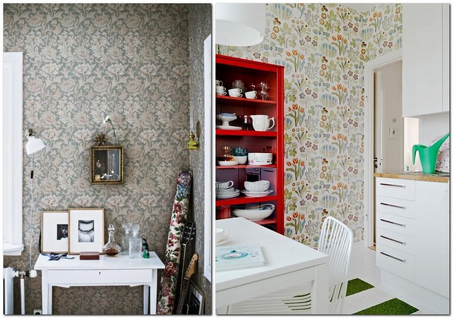 5-mutfak-duvar-kaplaması-fikirleri-in-iç-tasarım-karanlık-çiçek-baskı-beyaz-bahar-parlak-motifler-çiçekler-laleler