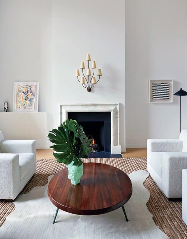 Oda dekoru için halı kullanmak