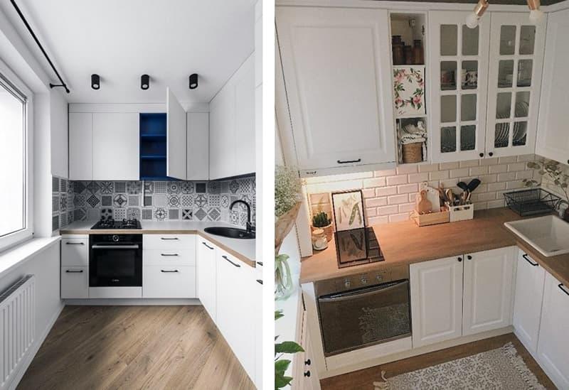 Bir apartman dairesinde küçük bir odanın hafif bitirilmesi için seçenekler