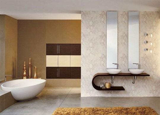 Hilton banyo tasarımları