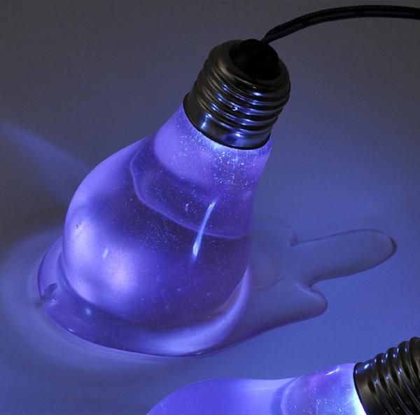 Led ışıklı ampüller