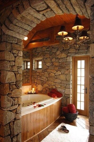 banyo-dekorasyon-modelleri-tas-ve-eskitme-ahsap-kullanilan-banyo-lavabo-ve-mobilya-secimleri-1