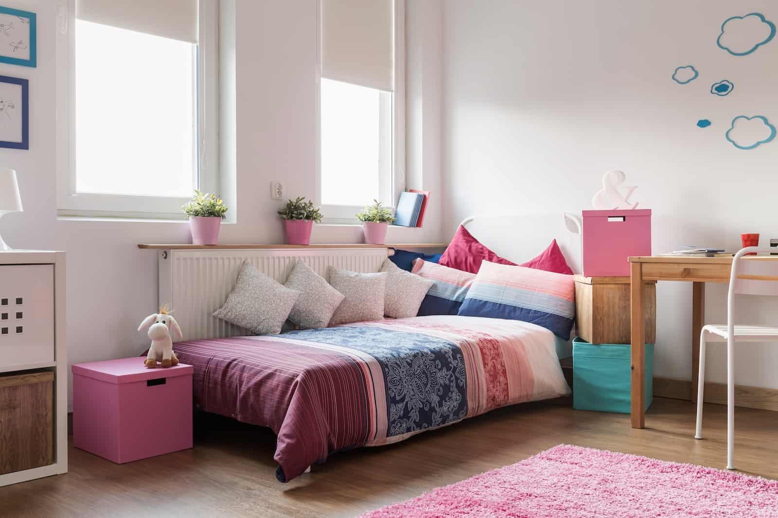 16 Ideas Para la Decoración de Dormitorios Juveniles Femeninos
