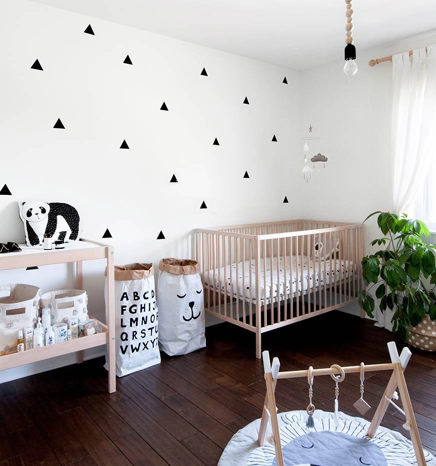 1615123959 641 Iskandinav cocuk dekorasyonu Ipuclari ve ilham