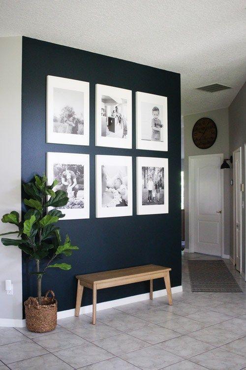 Fotoğraflarınızı duvarlarda sergileyin