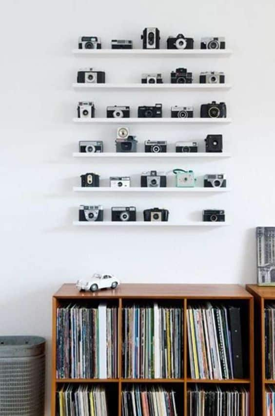 Bir koleksiyonu dekorasyon olarak göster