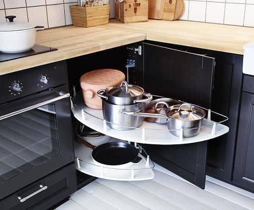 Çekilebilir mobilya sistemleri kullanın
