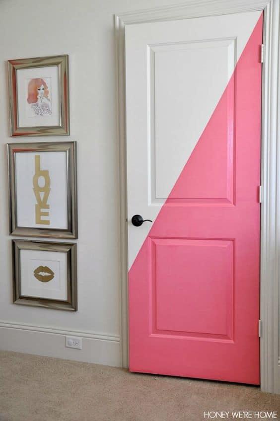 Kapınızı boyayın