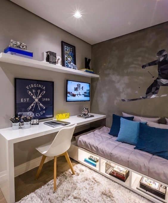 Basit ve işlevsel mobilyalar seçin