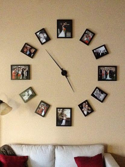 En sevdiğiniz fotoğraflarla bir saat oluşturun
