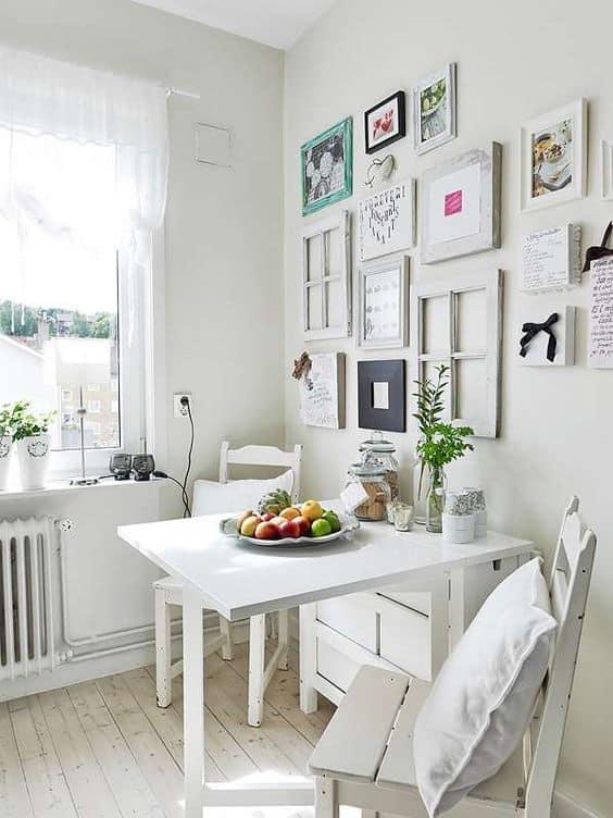 Mutfağınızda bir galeri oluşturun