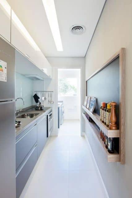 Tüm mutfağı bir ışık çizgisiyle aydınlatın