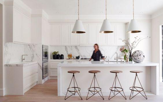 Lambaları mutfağın rengiyle eşleştirin