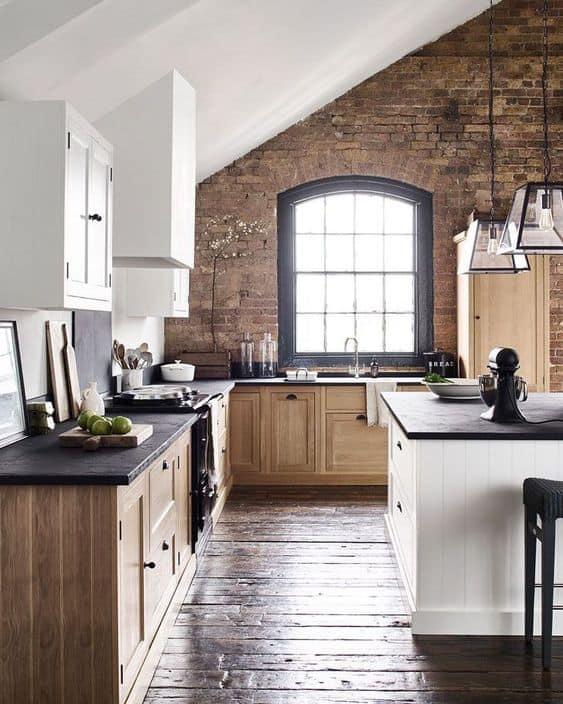 Antika görünümlü mutfak mobilyalarını tercih edin