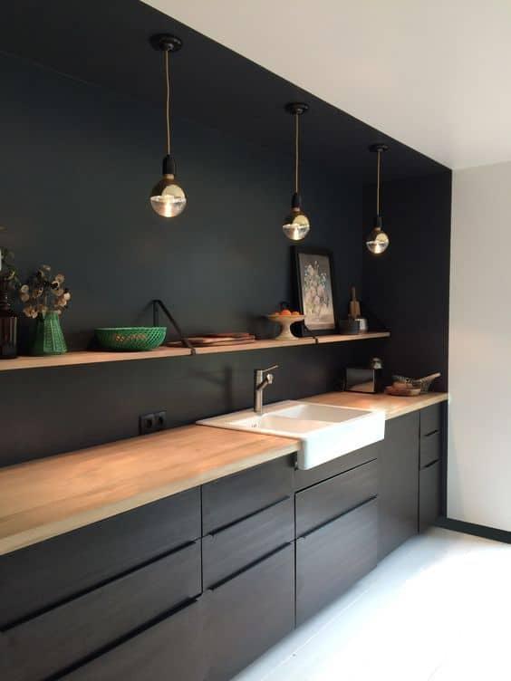 Mutfağınızda renkleri birleştirin