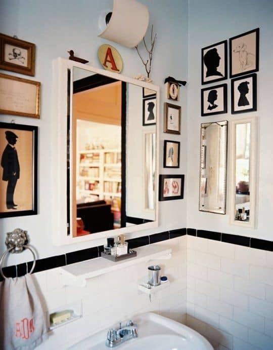 Aynayı galerinize entegre edin