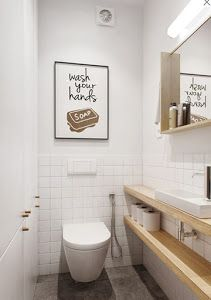 Banyo ile ilgili resimlerle stil ekleyin