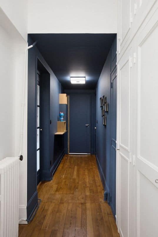 8-Koridorunuzu vurgulamak için bir renk seçin