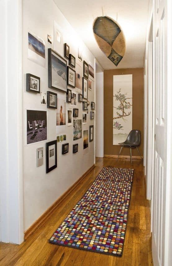 Duvarınızda farklı formatları birleştirin