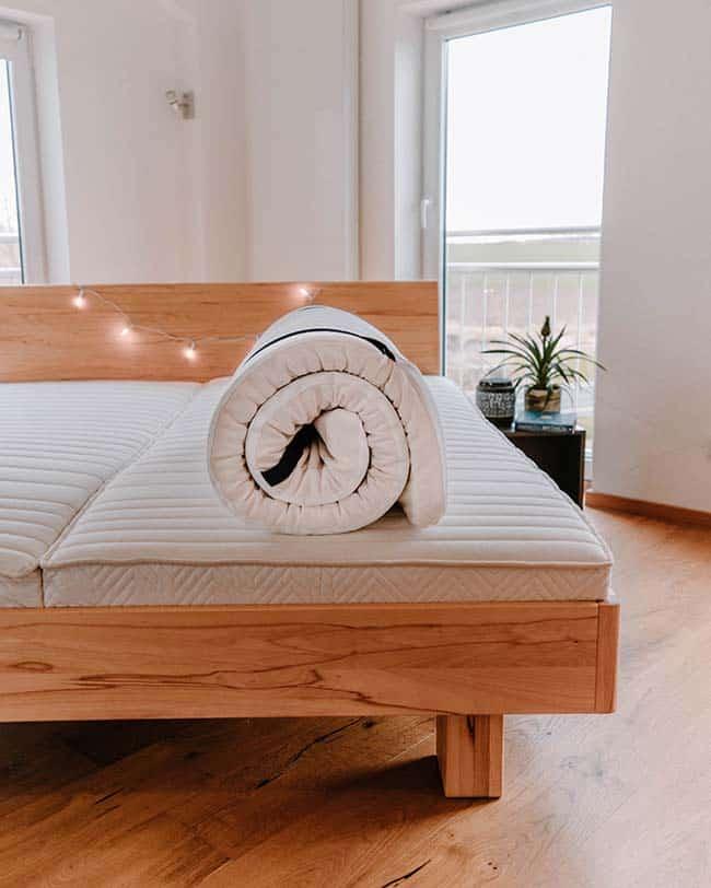 iki kişilik yatak odası