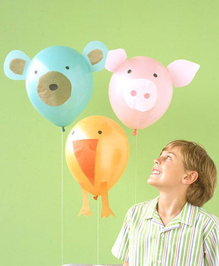 dekorasyon-çocuk-doğum günü-ms-balonlar-hayvanlar