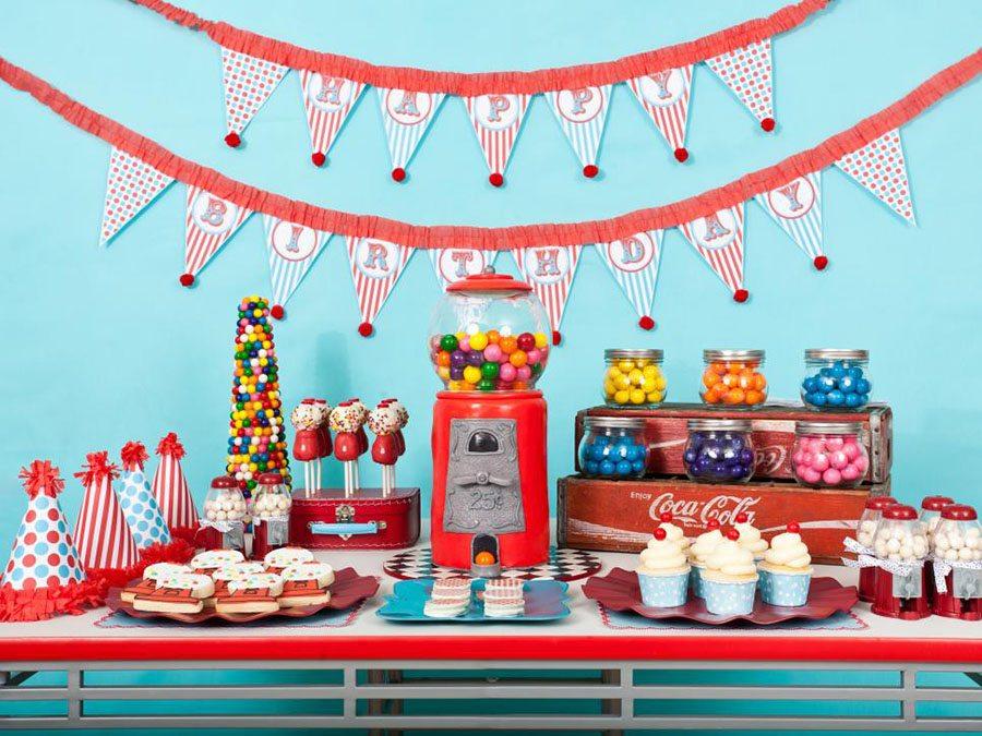 dekorasyon-doğum günü-of-çocuklar-hgtv-vintage