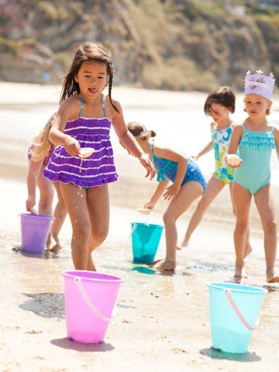 çocukların doğum günü oyunlarını dekore et