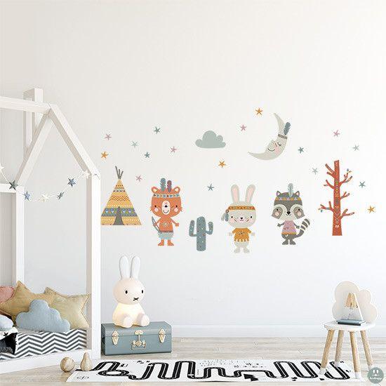 hayvanlarla çocuk dekorasyonu XI