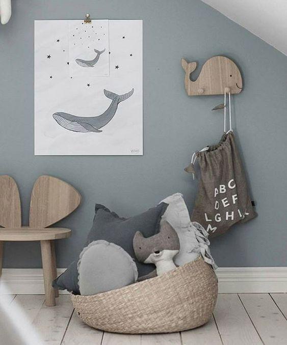 hayvanlarla çocuk dekorasyonu V