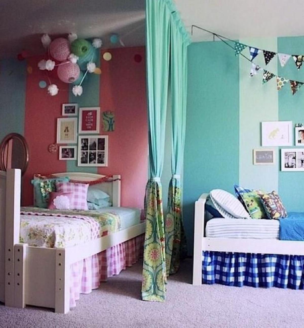 1615455348 507 Paylasilan cocuk yatak odalari nasil dekore edilir