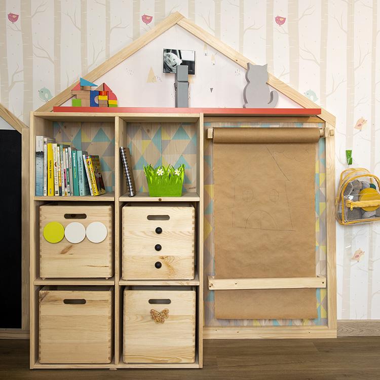 çocuk odanı yeniden dekore et