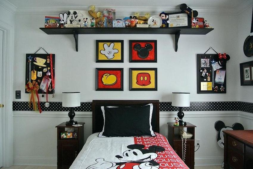 1615456123 397 Mickey Mouseun 90 dogum gununu kutlayin ve cocuk odasini aydinlatin