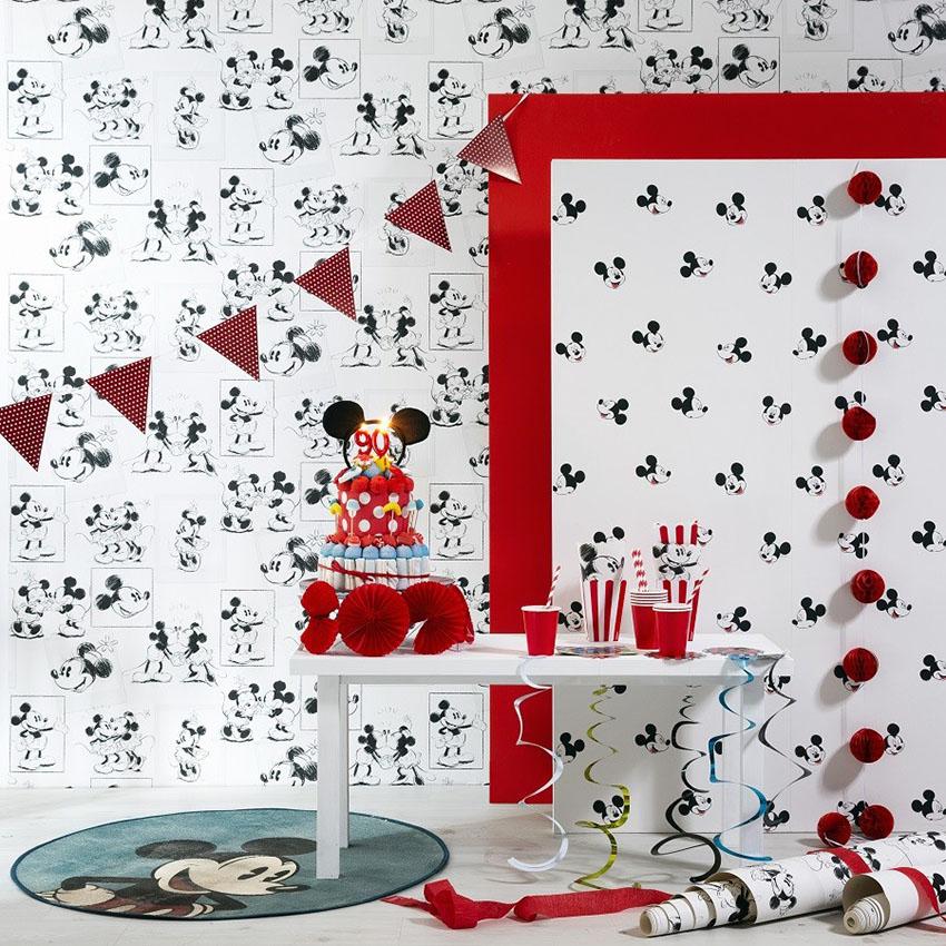 1615456124 674 Mickey Mouseun 90 dogum gununu kutlayin ve cocuk odasini aydinlatin