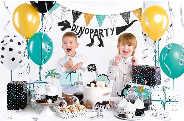 Çocuk doğum günü dekoratif seti