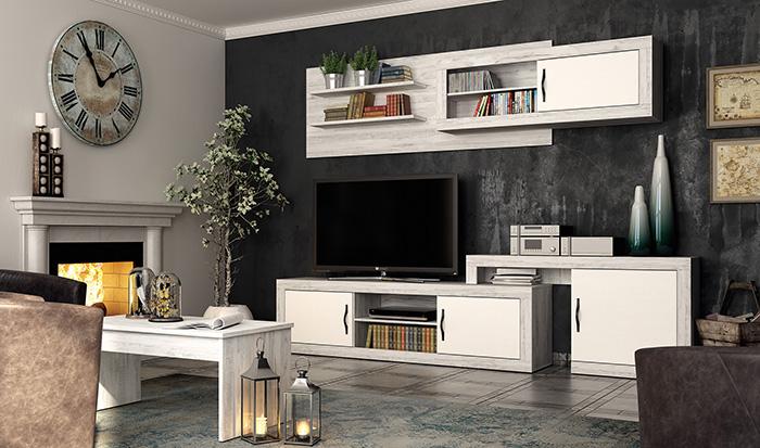 Moblerone marka RIVER modern oturma odası mobilyaları