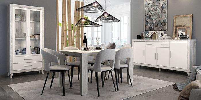 Moblerone tarafından belirlenen RIVER oturma odası mobilyaları
