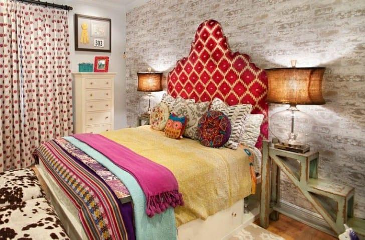 Bohem veya hippi odası