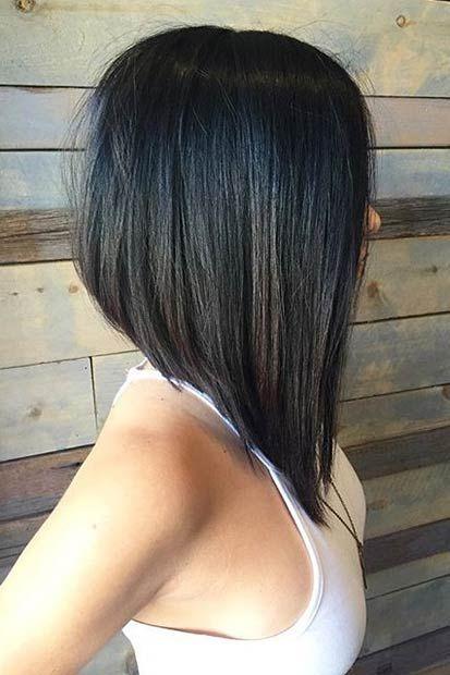 saç asimetrik