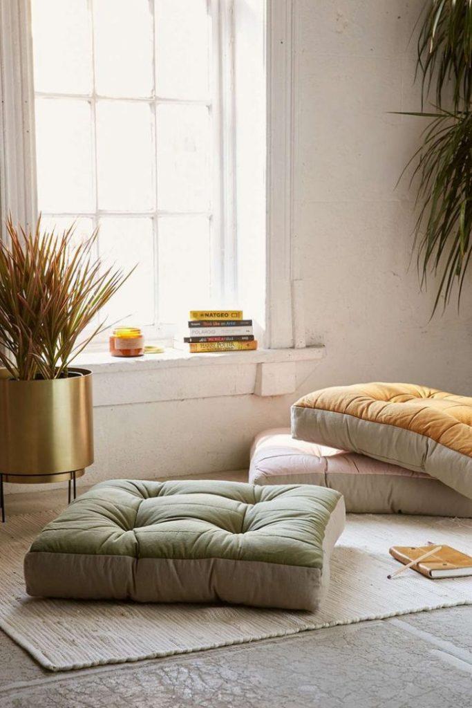 evde meditasyon köşe dekorasyon odası evde meditasyon köşe dekorasyon odası