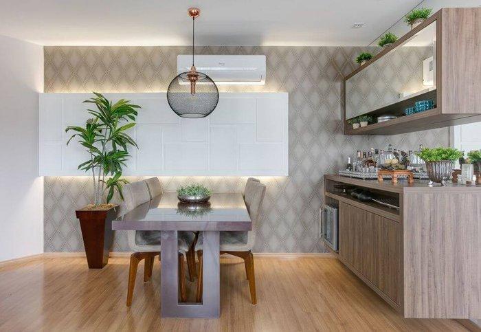 klimalı yemek odası